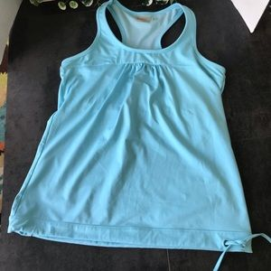 Athleta Tinker Tank with Built in Bra
